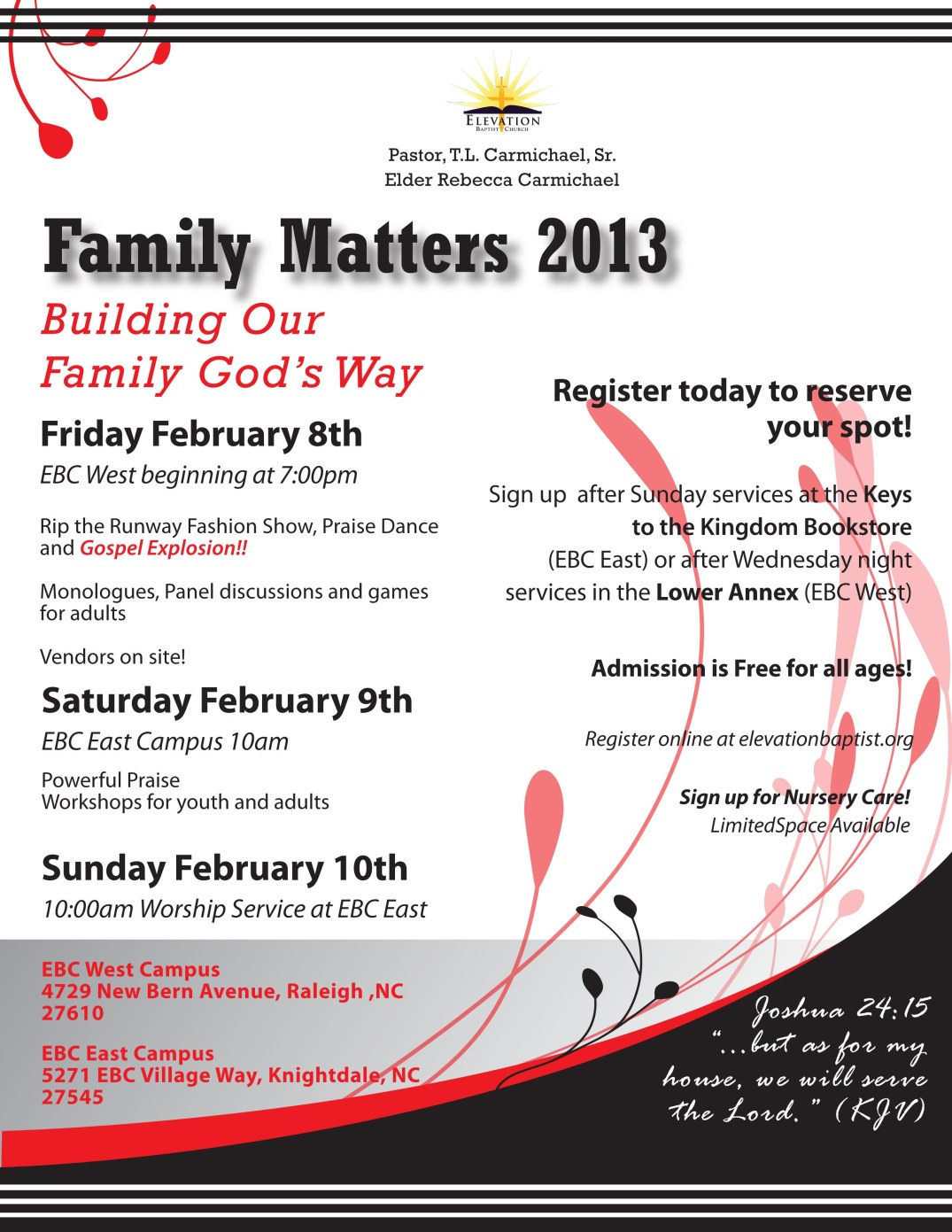 Family Matters Flyer5