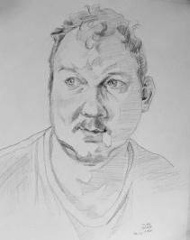 Mr Oliver Portrait