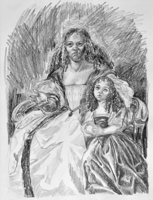 Reverant Mother